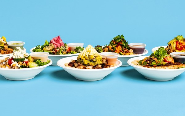 Gusto Bowls Best Vegetarian Restaurants in Atlanta
