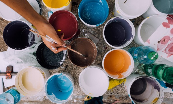 Painting Party Best Things to Do in Atlanta 2021