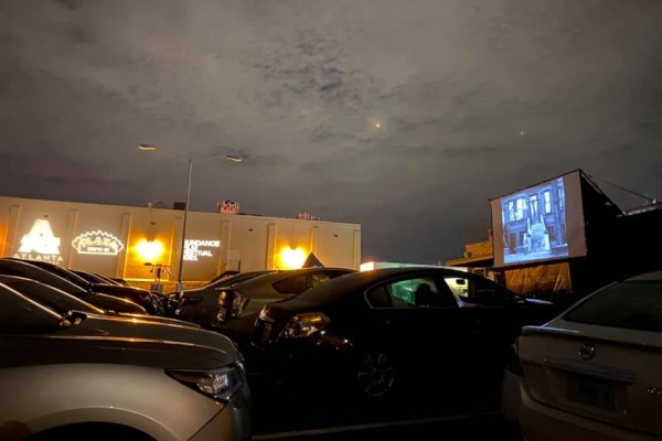 Plaza Theater Drive-In