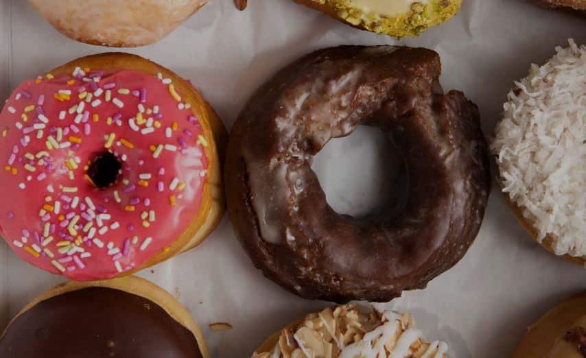 Revolution Doughnuts Vegan Bakeries Atlanta