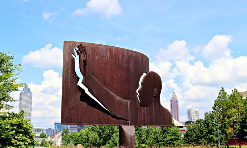King District Historic Tour Outdoor Atlanta Team-Building Ideas