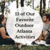 outdoor Atlanta activities