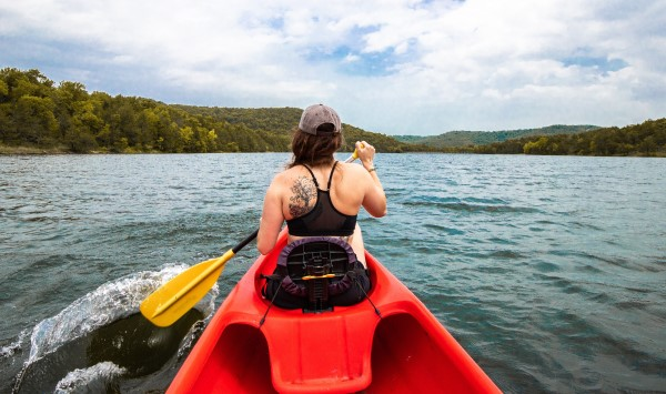 Rent a Canoe at Georgia State Parks