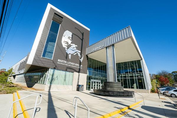Atlanta Sites that Honor MLK Recreation and Aquatic Center