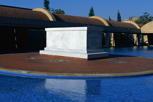 Martin Luther King Center Tomb